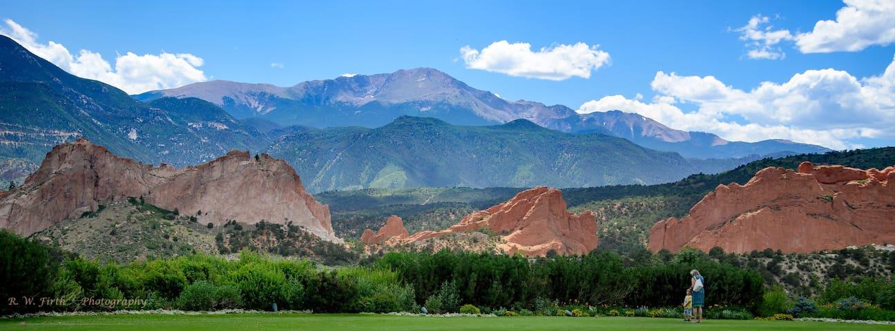 Guidebook for Colorado Springs