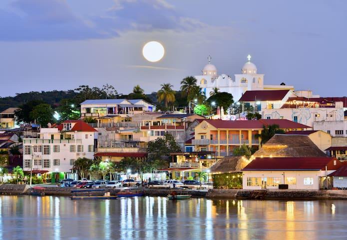Isla de Flores, Petén