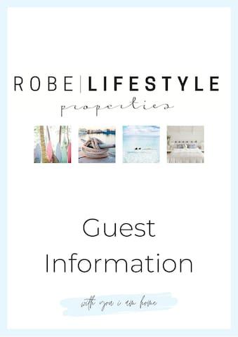 Robe Lifestyle Properties's guidebook