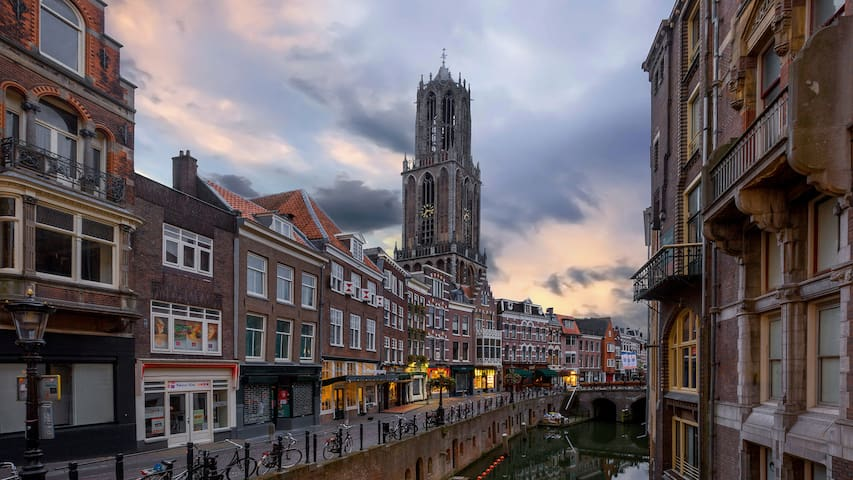 Guidebook for Utrecht