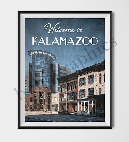 Guidebook for Kalamazoo