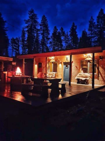 Guidebook to staying at Arjeplog Arctic Lodge