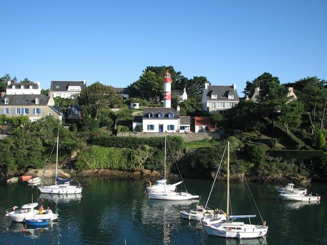 Doelan Port de rêve à Clohars-Carnoët