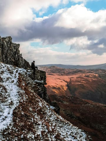 Guidebook to Snowdonia