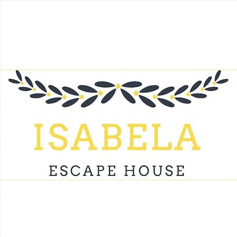 Isabela Escape House - Guidebook
