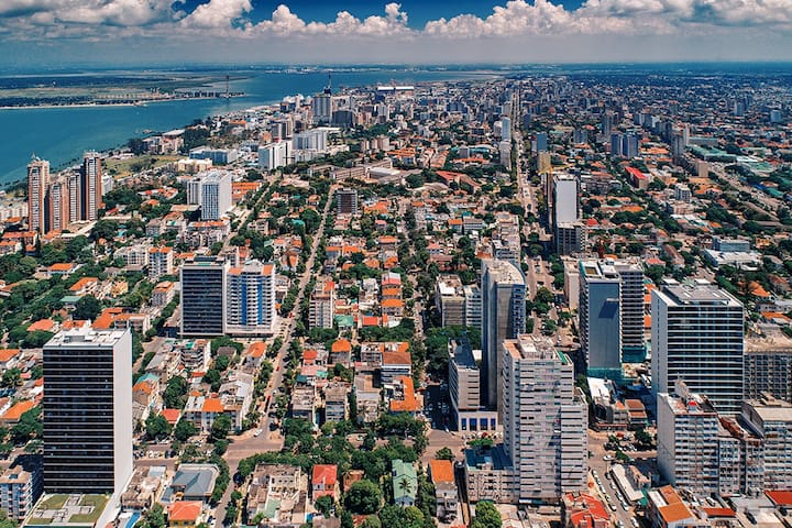 Guidebook for Maputo - a vibrant African city!