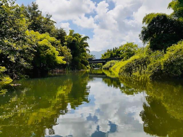 Casa del Rio guidebook