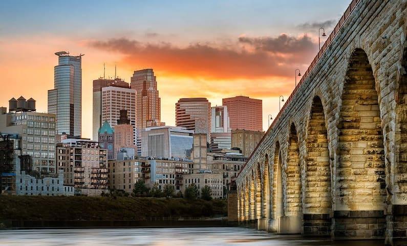 Explore Minneapolis & St. Paul!