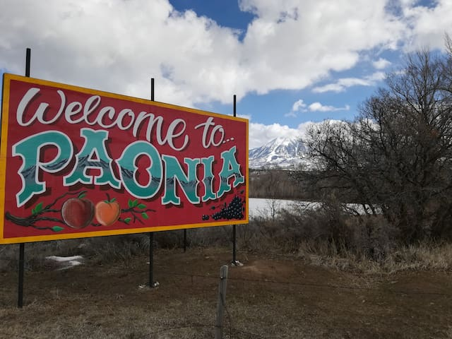 Paonia and the North Fork Valley