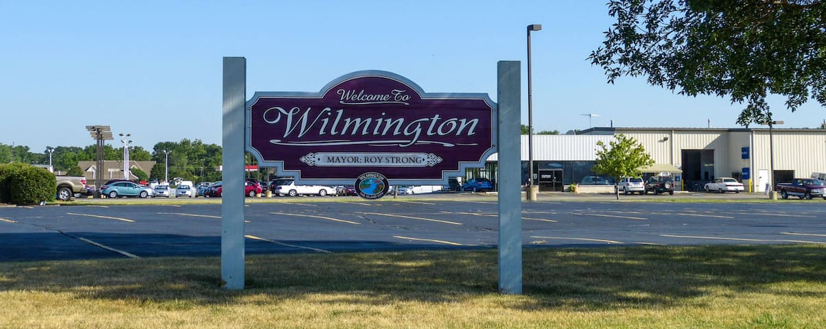 Staying in Wilmington