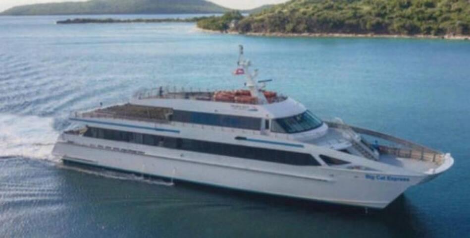 Ferry Vieques / Culebra