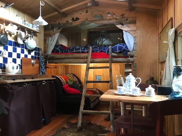 Romantic Cabin - House Manual