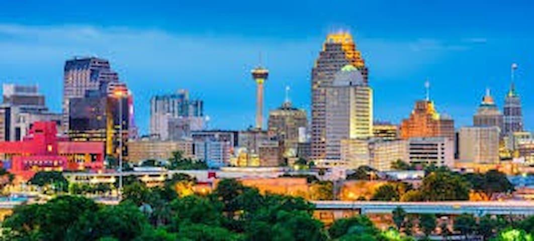 San Antonio / Converse Guidebook