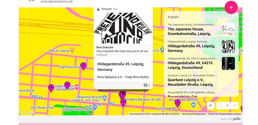 Guidebook for Leipzig