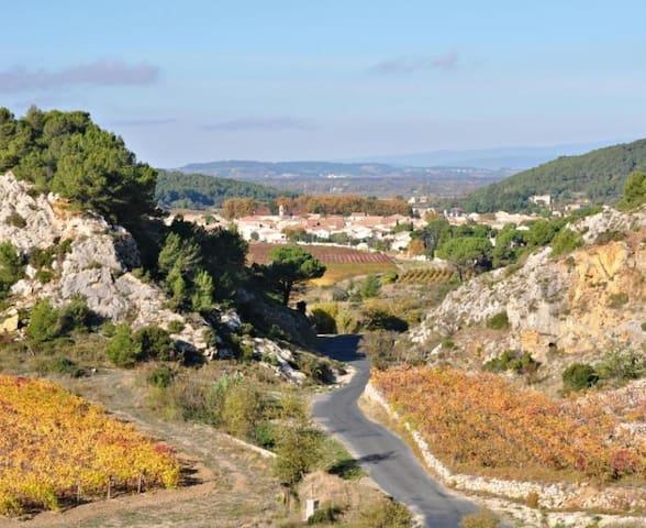 guide  Salles-d'Aude et ses environs