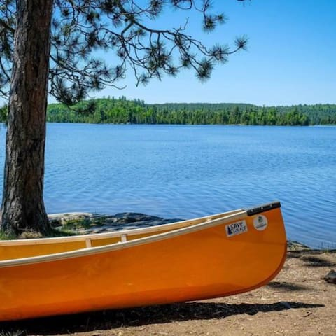 Guidebook for Temagami and vicinity