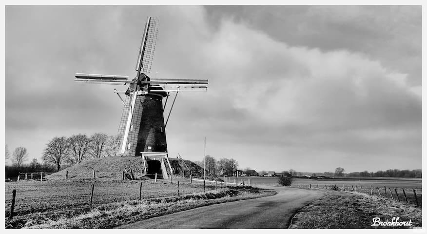 Gemeente Bronckhorst, omgeving Toldijk