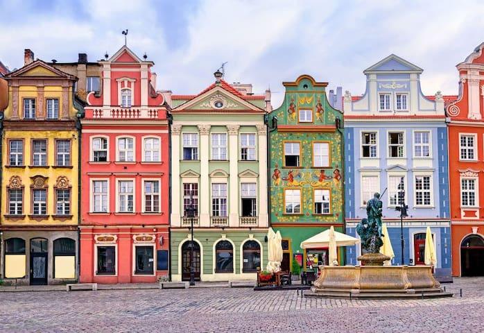 Discover Poznań :)