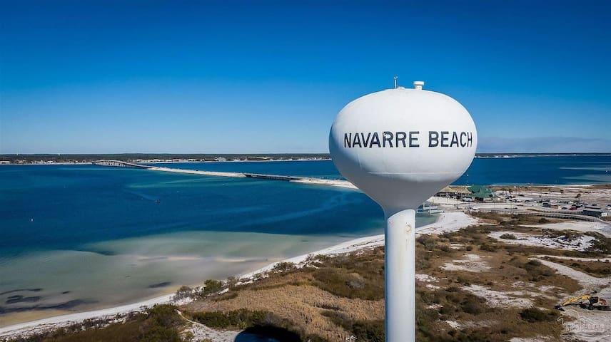 Navarre Beach guidebook