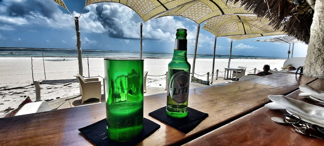 Recommended restaurants in Diani