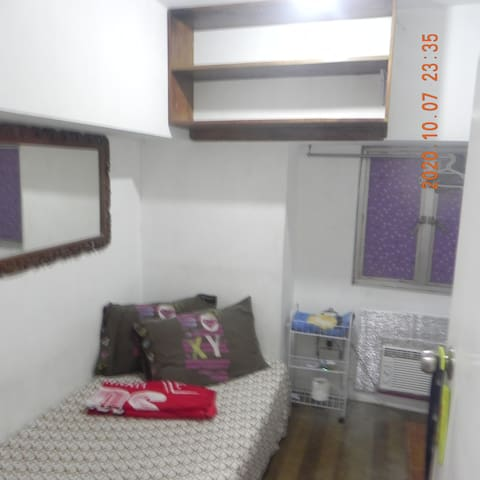 Guidebook for : A practical room to book in Manila, Philippines.