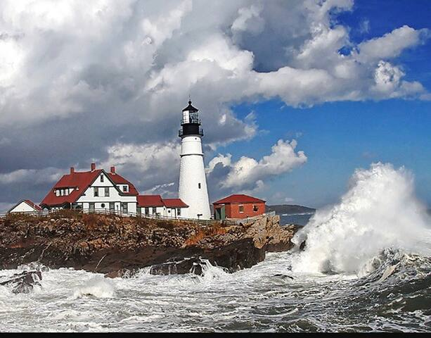 Beaches, Lighthouses, and Parks