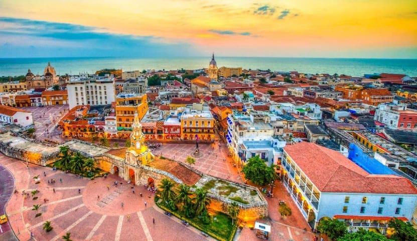 Disfruta Cartagena Enjoy Cartagena