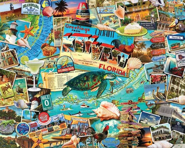 Travel Guide Key West