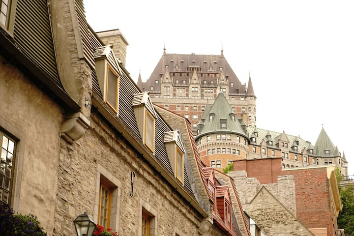 Guide du Vieux-Québec