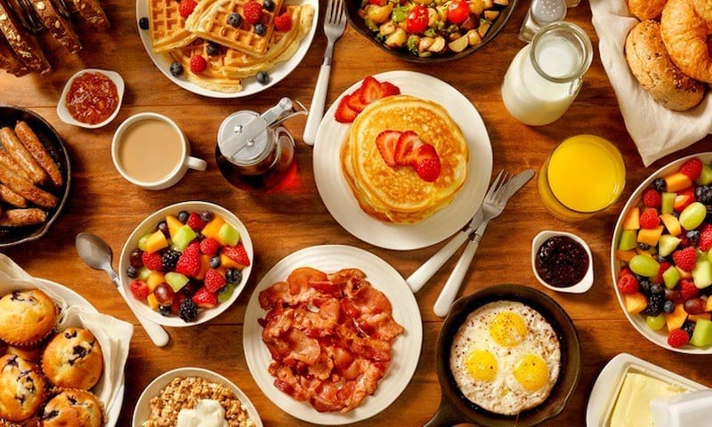 Para Desayunar