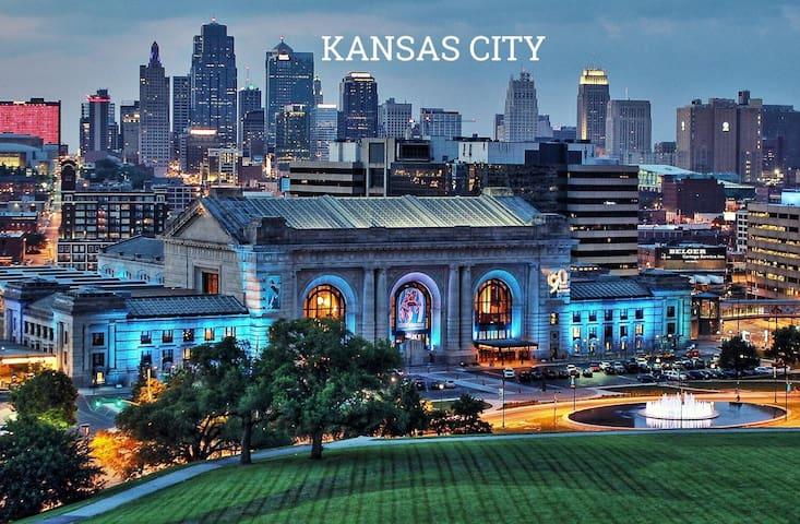 Jeff & Heather's Kansas City Guidebook