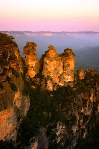 Guidebook to Leura & Katoomba, Blue Mountains