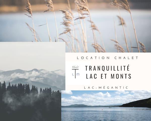 Quoi faire, autour du Chalet Tranquillité entre lac et monts