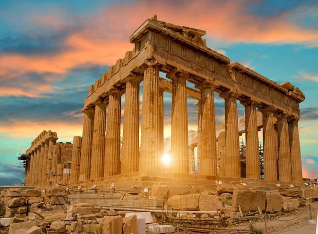 Homm ® guidebook to Athens