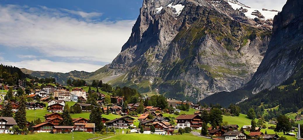 Guidebook for Grindelwald
