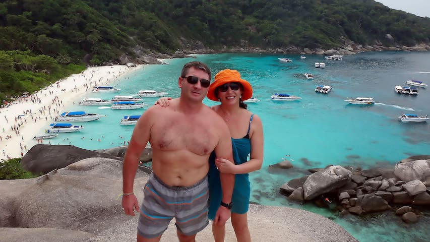 Your trip by Phuket