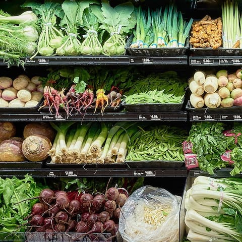 Grocery Store Guide