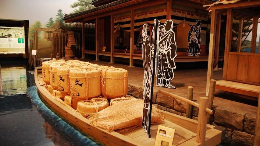 Guidebook for Kōtō-ku