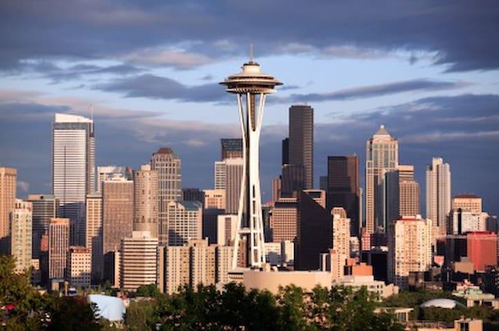 Karen's Seattle Guidebook