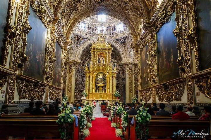 Guidebook for Heroica Puebla de Zaragoza