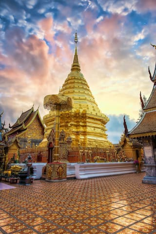 Travel Guide in Chiang Mai By Richard