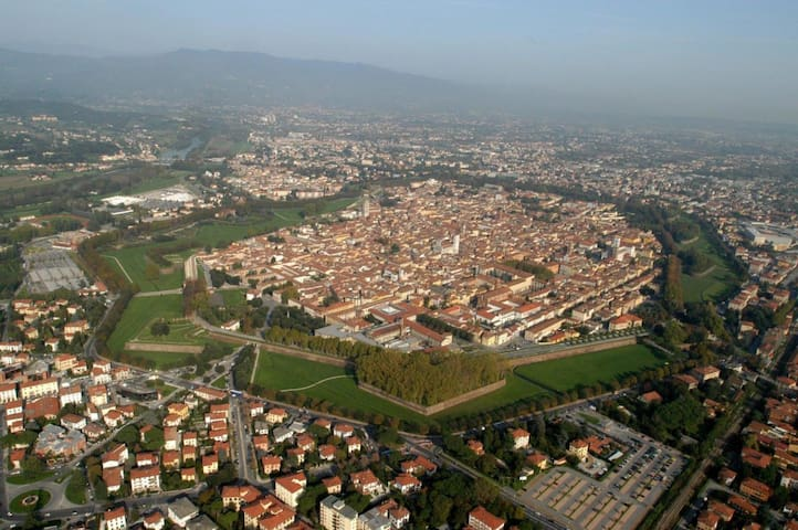 Parks and Gardens of Lucca