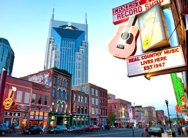 Guidebook for Nashville's Hip Donelson Area