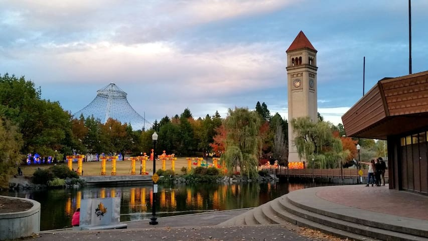 Guidebook for Spokane Valley