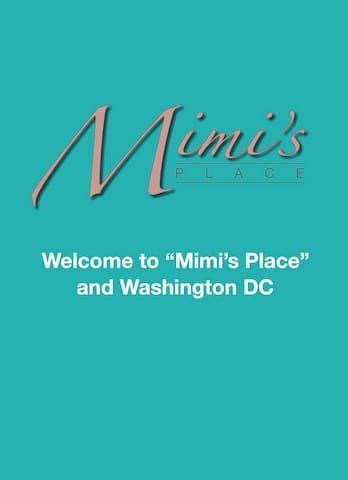 Mimi's Place Guidebook for DC