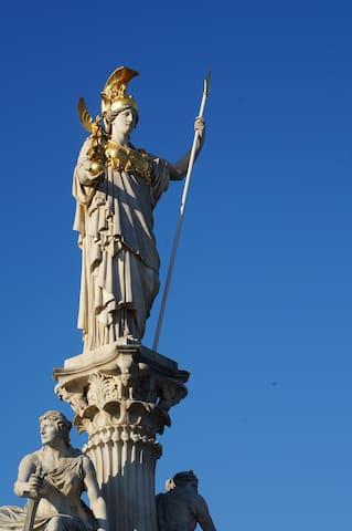 Wien 2. Bezirk und historisches Zentrum
