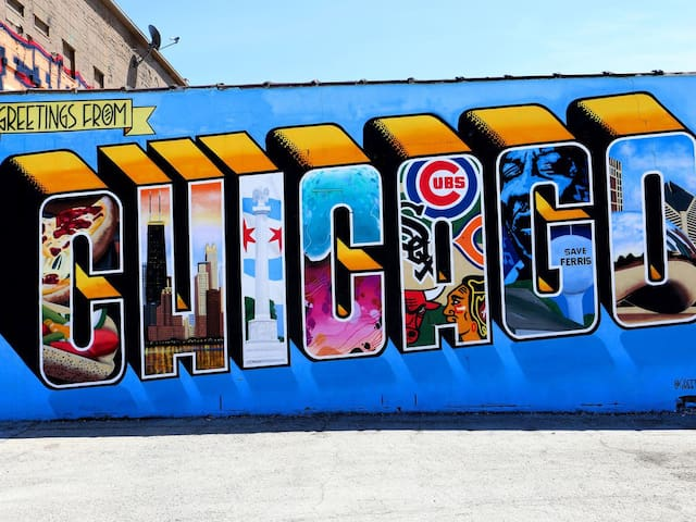 Amanda's Chicago Guidebook