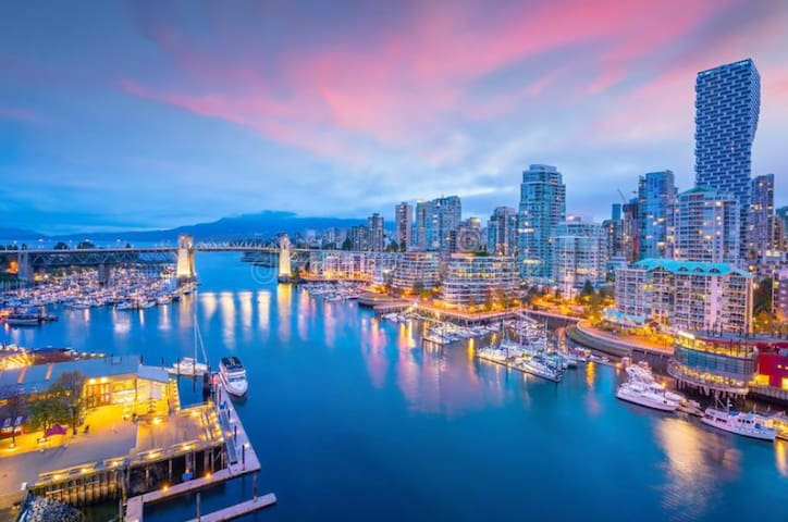 Downtown Vancouver Guidebook