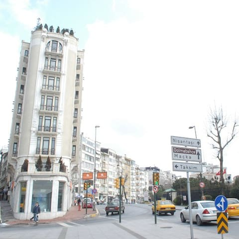 Guidebook for Şişli