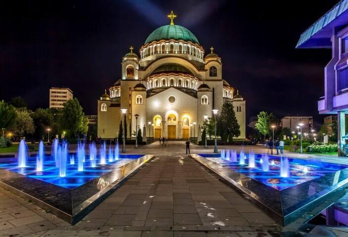 Savski Venac, Belgrade